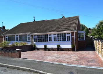 Thumbnail 2 bed semi-detached bungalow for sale in Abbotts Close, Wombridge, Telford, Shropshire