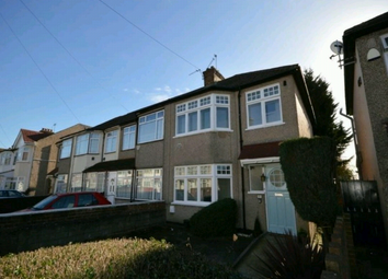 Thumbnail 3 bed end terrace house to rent in Clifford Road, Hounslow