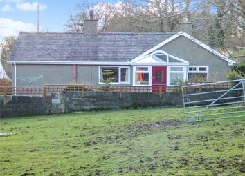 Thumbnail 3 bed detached bungalow for sale in Boduan, Pwllheli, Gwynedd