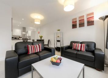 Thumbnail 2 bed flat to rent in Bradley Court, 3 Knoll Road, Camberley, Surrey
