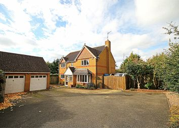 Thumbnail 4 bed detached house for sale in Tantree Way, Brixworth, Northampton
