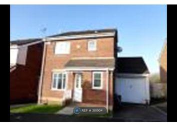 Thumbnail 3 bed detached house to rent in Derwen View, Bridgend