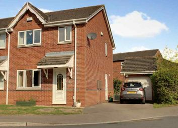Thumbnail 3 bed semi-detached house for sale in Inglefield Close, Beverley