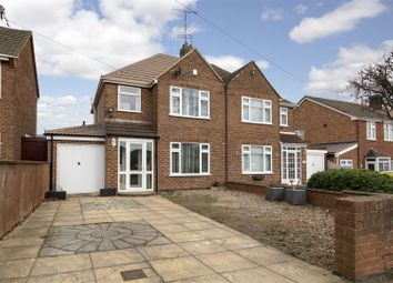 Thumbnail 3 bedroom semi-detached house for sale in Kenpas Highway, Styvechale, Coventry
