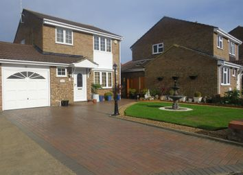 Thumbnail 3 bed link-detached house for sale in Hydrus Drive, Leighton Buzzard