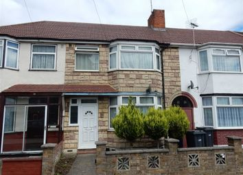 Thumbnail 3 bed terraced house for sale in Brent Road, Southall, Middlesex