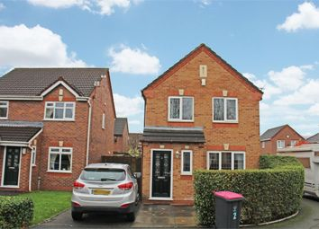 Thumbnail 3 bed detached house for sale in Grazing Drive, Irlam, Manchester
