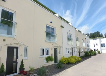 Thumbnail 3 bed town house for sale in Ottaway Close, New Costessey, Norwich