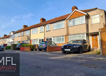 Thumbnail 3 bed end terrace house for sale in Lymington Close, London