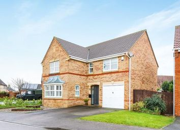 Thumbnail 4 bedroom detached house for sale in Chapel Drive, Arlesey, Bedfordshire, England