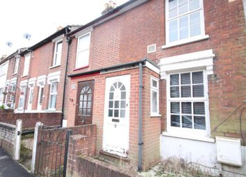 Thumbnail 2 bed terraced house to rent in Cavendish Street, Ipswich, Suffolk
