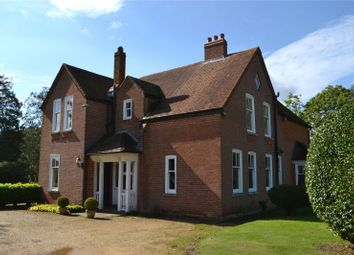 Thumbnail 4 bed detached house for sale in Bashley Cross Road, New Milton, Hampshire