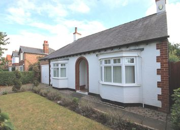 Thumbnail 2 bed detached bungalow for sale in Ainderby Road, Romanby, Northallerton