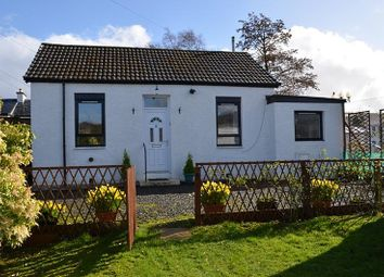 Thumbnail 1 bedroom cottage for sale in George Street, Dunoon, Argyll And Bute