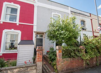 Thumbnail 2 bed terraced house for sale in Perry Street, Easton, Bristol