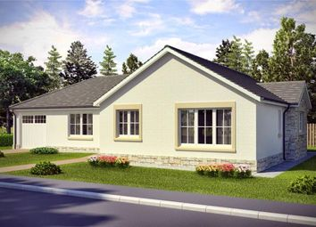 Thumbnail 3 bed detached bungalow for sale in The Aberdour III, Plot 104, Hayfield Brae, Methven, Perth