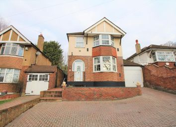 Thumbnail 3 bed detached house for sale in Rochester Drive, Bexley