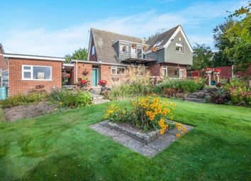 Thumbnail 4 bedroom detached house for sale in Lady Lane, Hadleigh, Ipswich