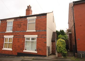 Thumbnail 3 bed semi-detached house for sale in Holmesville Avenue, Congleton, Cheshire