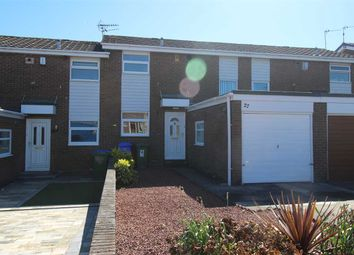 Thumbnail 2 bed terraced house for sale in Ringwood Drive, Parkside Glade, Cramlington