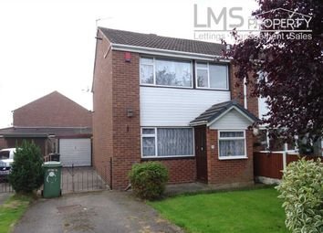 Thumbnail 3 bed semi-detached house to rent in Trent Avenue, Winsford