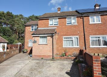 Thumbnail 3 bed semi-detached house for sale in Sutton Field, Whitehill, Bordon