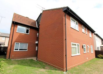 Thumbnail 1 bedroom flat to rent in Bowbank Close, Shoeburyness, Southend-On-Sea