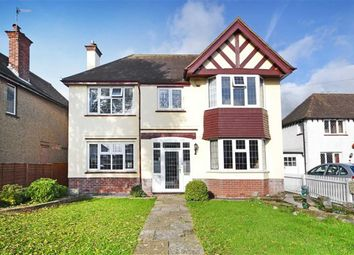Thumbnail 4 bedroom detached house for sale in Poulters Lane, Offington, Worthing, West Sussex