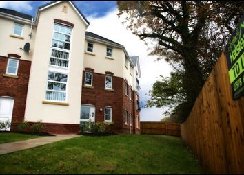 Thumbnail 2 bed flat to rent in Pendinas, Wrexham