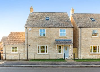 Thumbnail 3 bedroom detached house for sale in 2 Gwash Meadows, Ryhall, Stamford, Lincolnshire