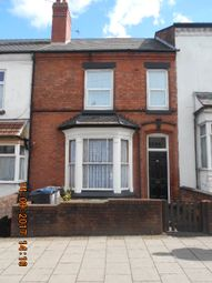 Thumbnail 4 bed terraced house for sale in Charles Road, Small Heath
