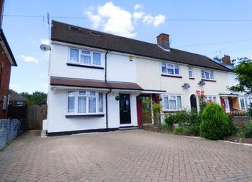 3 bed end terrace house for sale in Ross Crescent, Watford, Hertfordshire WD25