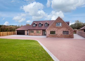 Thumbnail 6 bed barn conversion for sale in St. Neots Road, Dry Drayton, Cambridge
