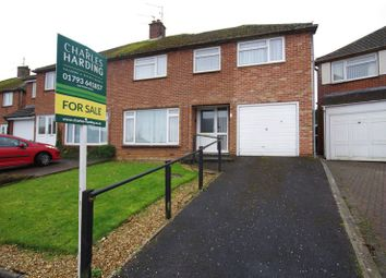 Thumbnail 4 bed semi-detached house for sale in Kenilworth Lawns, Swindon