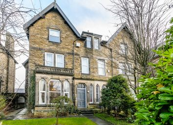 Thumbnail 3 bed flat for sale in Franklin Road, Harrogate, North Yorkshire