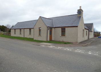 Thumbnail 3 bed detached bungalow for sale in Sinclair Street, Halkirk