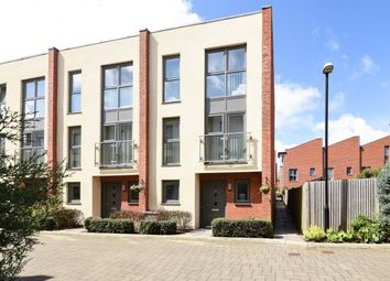 Thumbnail 3 bed end terrace house for sale in Longley Road, Graylingwell Park, Chichester