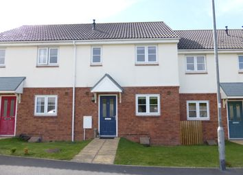 Thumbnail 3 bed terraced house for sale in Hayfield Close, Minehead