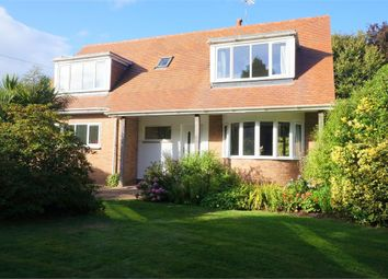 Thumbnail 3 bed detached house for sale in Copp Hill Lane, Budleigh Salterton