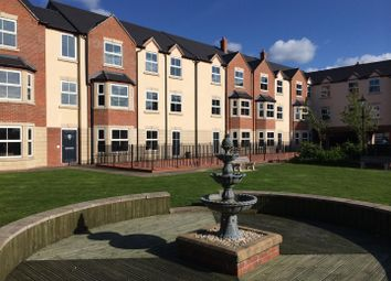 Thumbnail 2 bed flat for sale in Bromley Court, Copthorne Road, Shrewsbury