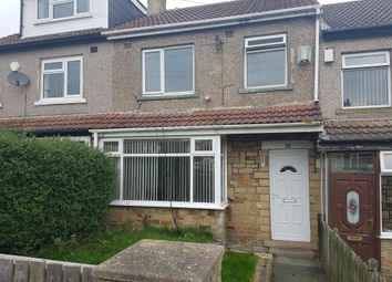 Thumbnail 3 bedroom terraced house to rent in Briardale Road, Bradford