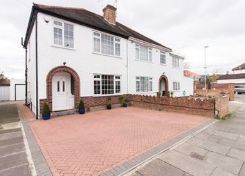 Thumbnail 4 bedroom semi-detached house for sale in Windsor Avenue, Uxbridge