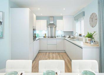 "Thumbnail 3 bedroom property for sale in ""The Oakham (Detached)"" at Jones Hill, Hampton Vale, Peterborough"