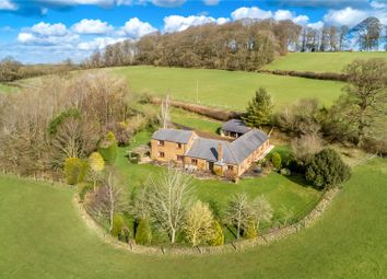 Thumbnail 5 bed detached house for sale in Fawsley, Daventry
