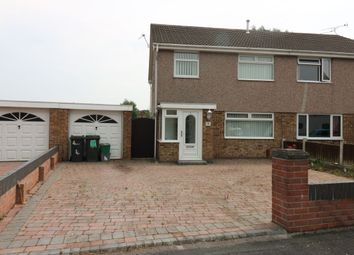 Thumbnail 4 bedroom semi-detached house to rent in Thomas Close, Whitby, Ellesmere Port