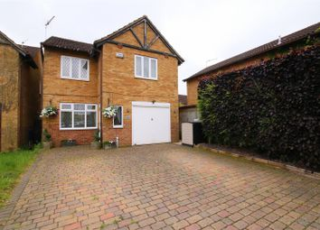 Thumbnail 3 bed detached house for sale in Weaver Drive, Long Lawford, Rugby