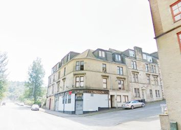 Thumbnail 1 bed flat for sale in 10, Hay Street, Flat 3-1, Greenock PA154Ba
