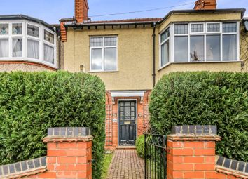 Thumbnail 4 bed terraced house for sale in Abington Avenue, Abington, Northampton
