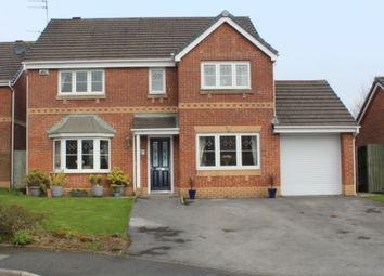 4 bed detached house for sale in Botesworth Green, Milnrow, Rochdale OL16