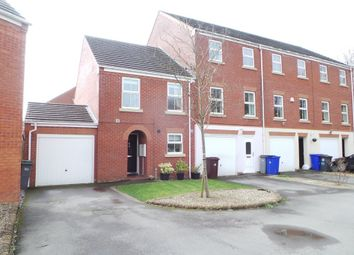 Thumbnail 3 bed mews house for sale in Smallwood Close, Heron Cross, Stoke-On-Trent